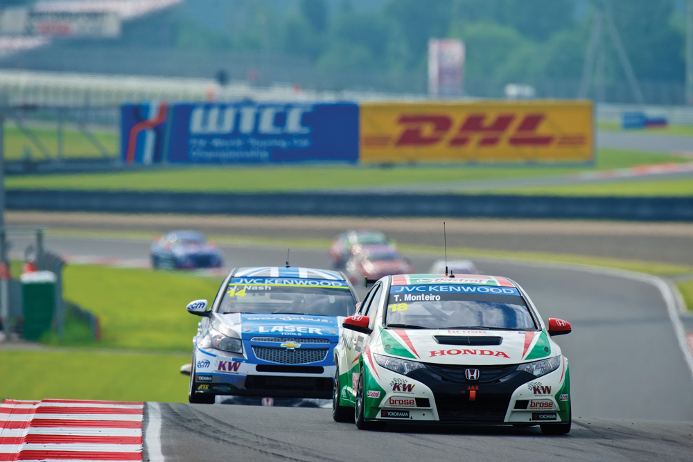 2013 wtcc moscow russia