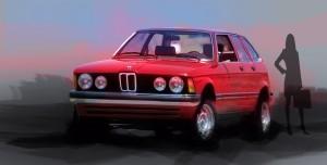 SUV BMW