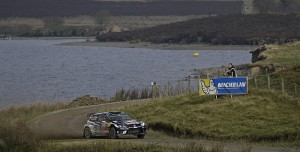 Andreas Mikkelsen (NOR), Anders Jæger (NOR) Volkswagen Polo R WRC (2016)  WRC Rally Great Britain 2016 Photo: Bodo Kräling