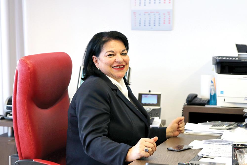 Iuliana Moise – Șef reprezentanță RAR Vâlcea
