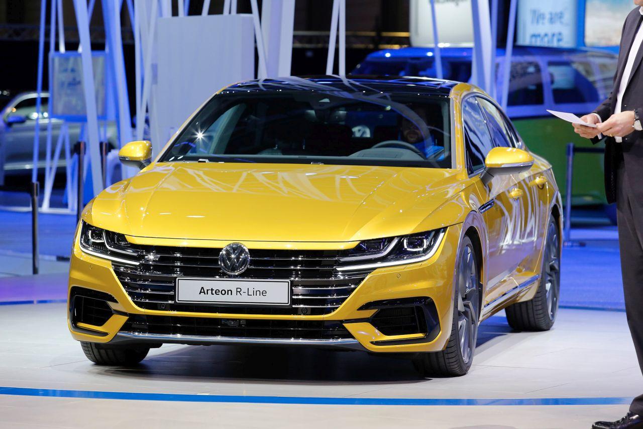 87. Geneva International Motor Show, 06.03.2017, Palexpo - Guido ten Brink / SB-Medien