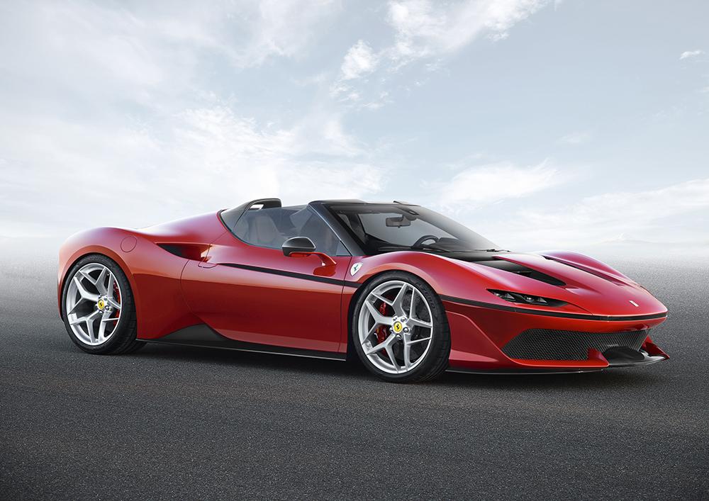 Ferrari j50 1