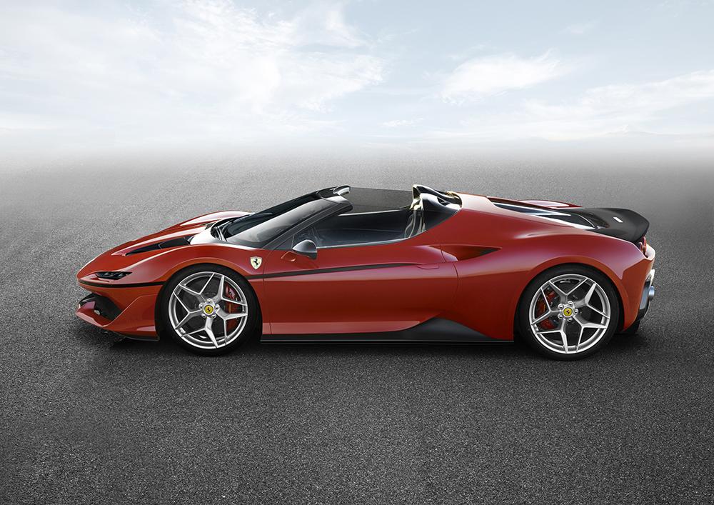 Ferrari j50 5
