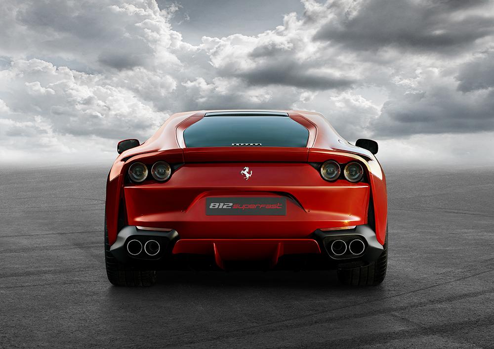 Ferrari 812 Superfast 2