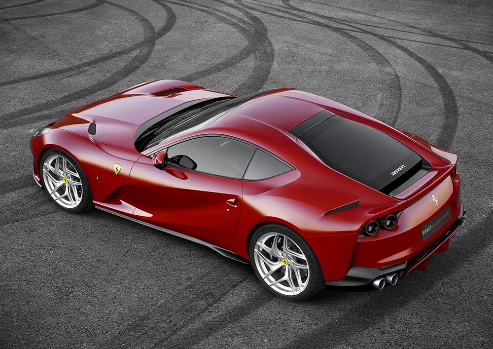 Ferrari 812 Superfast 3