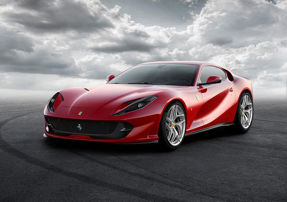Ferrari 812 Superfast 7