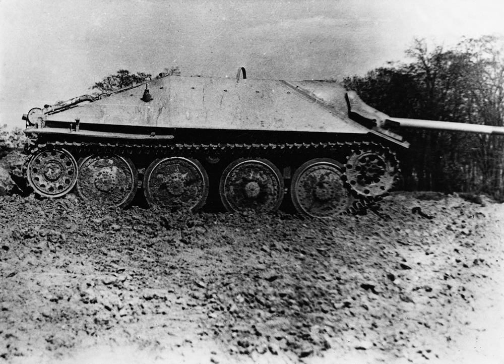 Jagdpanzer38 ( Hetzer )