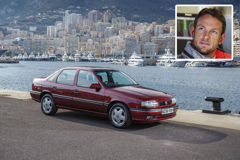 Prima masina- Jenson Button