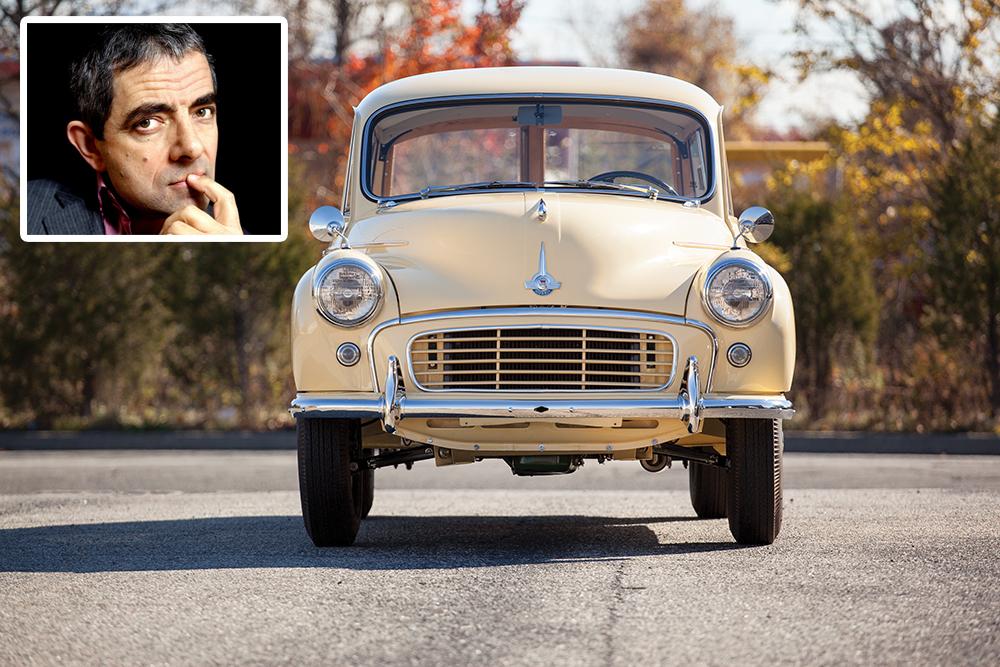 Prima masina- Mr Bean