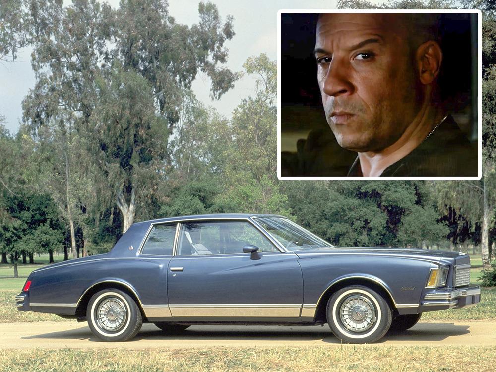 Prima masina - Vin Diesel