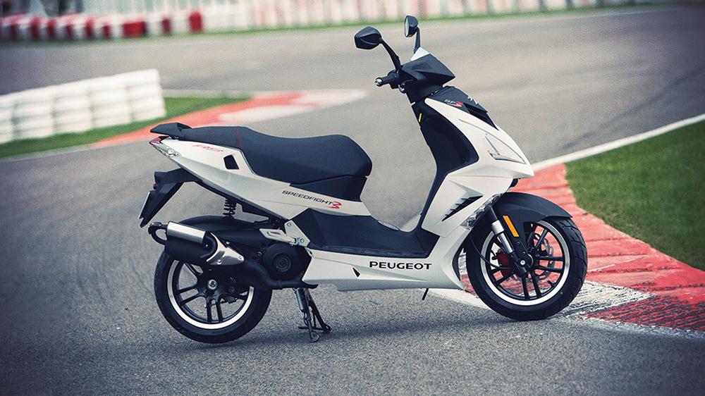 Peugeot scuter