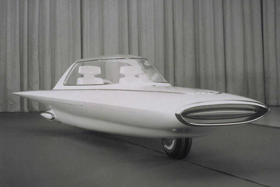 1961 Gyron Show Car.